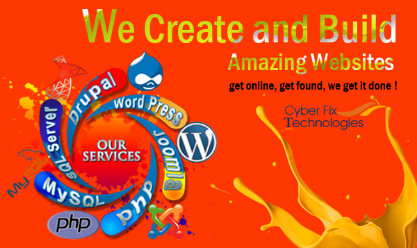 CMS website services provider