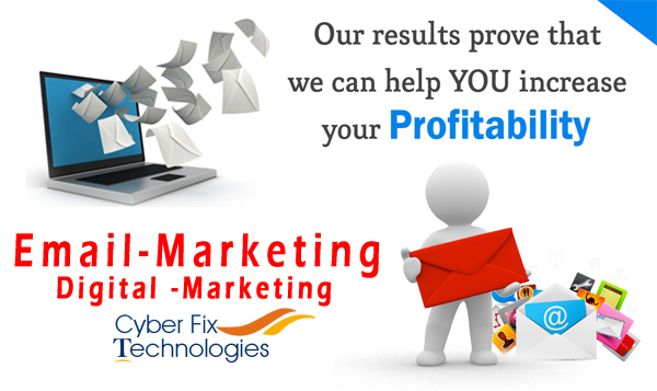 Email markting / digital marketing services